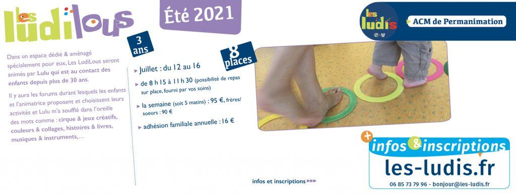Flyer web Les LudiLous