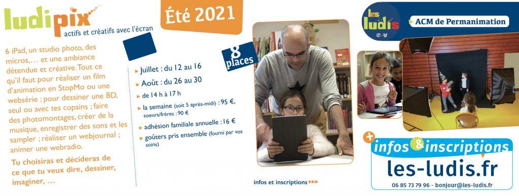 Flyer web Les LudiPix